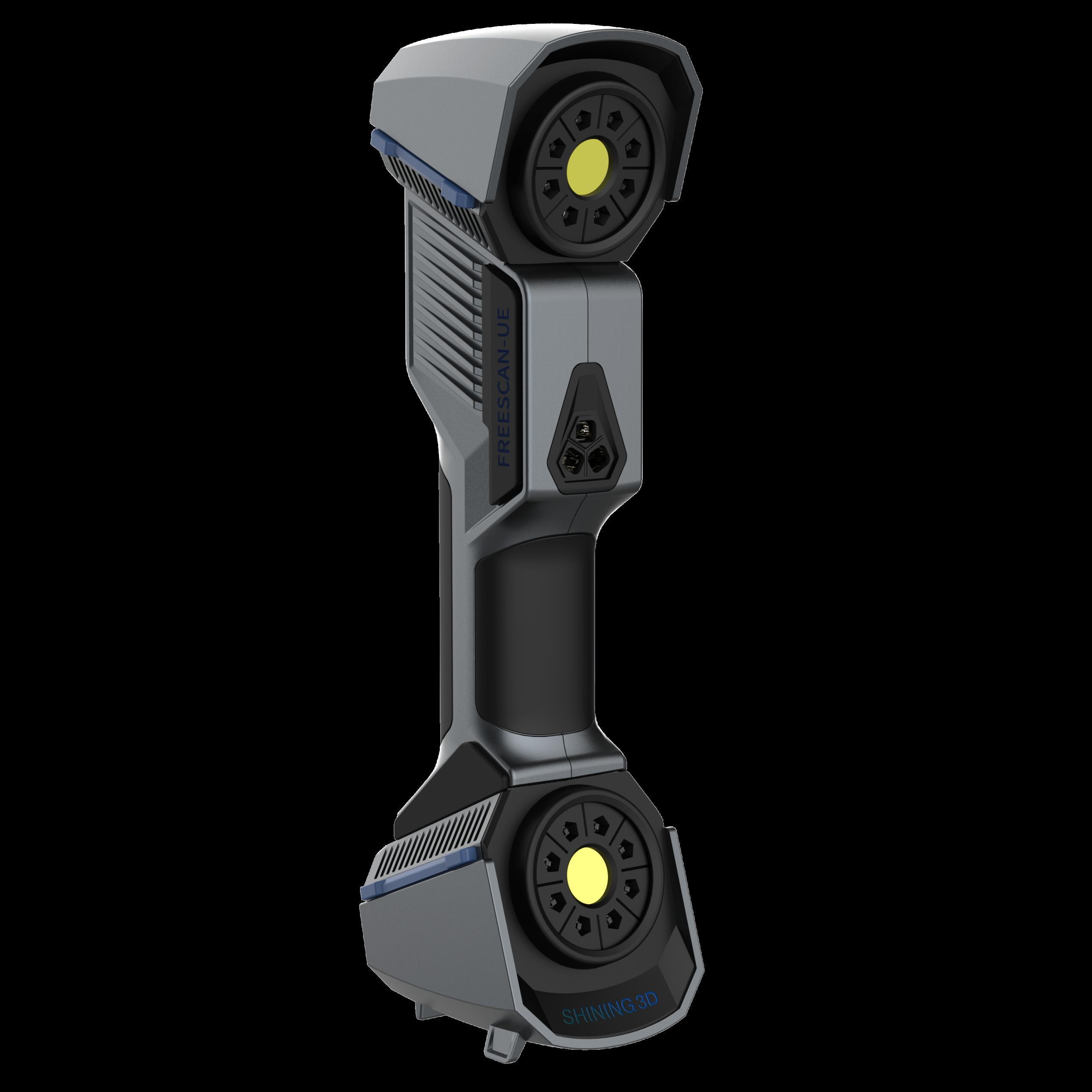 Shining 3D FreeScan UE 3D scanning for metrology